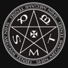 Shin Megami Tensei Logo by DaKirbyDood