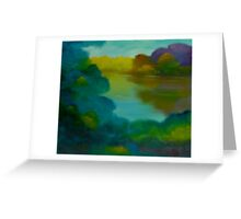 Lago di Garda Greeting Card