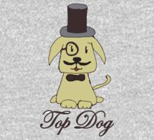Top dog Kids Tee