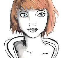 Maxine Caulfield by drawingdream
