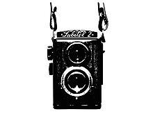 Lubitel Camera Photographic Print
