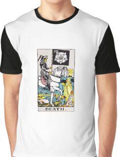 Tarot - Death Graphic T-Shirt
