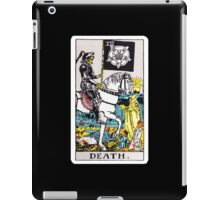 Tarot - Death iPad Case/Skin