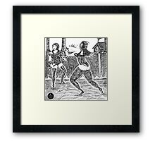 Gladiators! Framed Print
