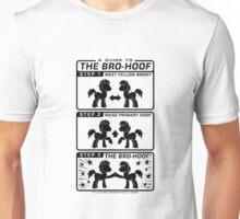How to Brohoof Unisex T-Shirt