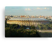 Luzhniki Stadium Metal Print