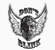 Don't Blink! by Studio Burke