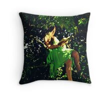 My Only Escape  Throw Pillow