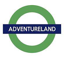 Adventureland Line by itslizi