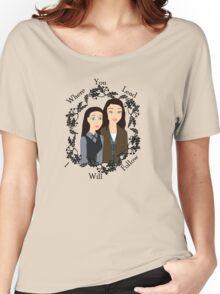 Disney Gilmore Girls Women's Relaxed Fit T-Shirt