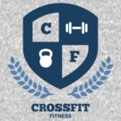 CrossFit Fitness by ozlat