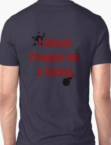 Photographer Shirts T-Shirt