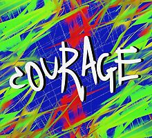 Courage by Vincent J. Newman