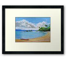 Port Douglas Queensland  Framed Print