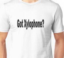 Xylophone Unisex T-Shirt