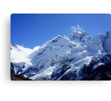 Mt Everest Canvas Print