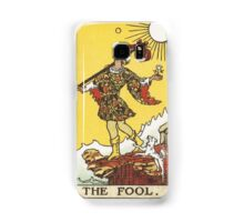 Tarot - The Fool Samsung Galaxy Case/Skin