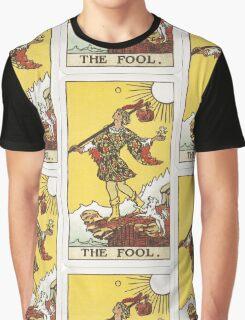 Tarot - The Fool Graphic T-Shirt