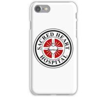 Sacred Heart Hospital iPhone Case/Skin