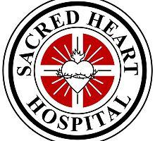 Sacred Heart Hospital by Yeahmagliette