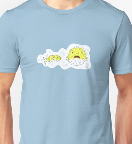 Pufferfish Doodal! Unisex T-Shirt