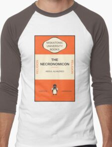 Necronomicon? Men's Baseball ¾ T-Shirt
