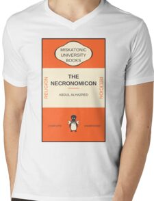 Necronomicon? Mens V-Neck T-Shirt
