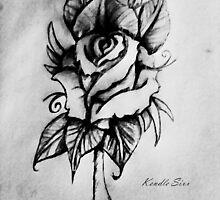 Rose by kendlesixx