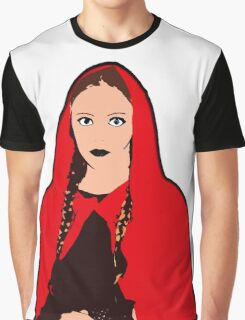 Red Riding Hood Graphic T-Shirt