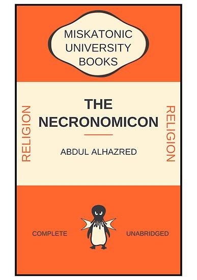 Necronomicon? by strictlychem