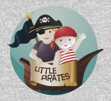 Little pirates One Piece - Short Sleeve