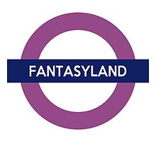 Fantasyland Line by itslizi