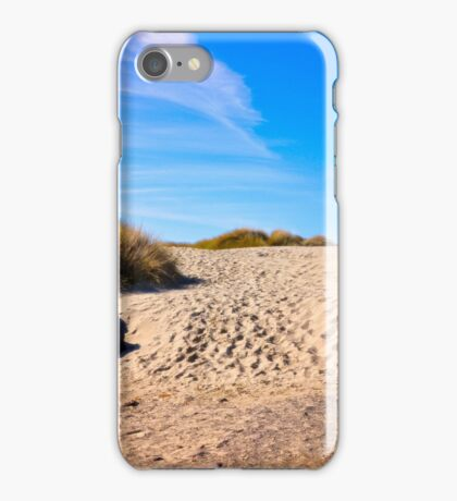 South Beach Sand Dunes iPhone Case/Skin