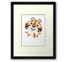 Is There Life After Breakfast? Framed Print