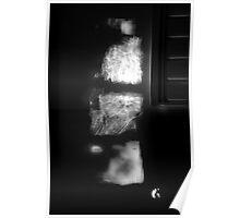 Through a glass darkly. Poster