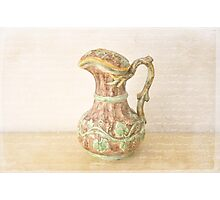 Ancient Vase Photographic Print