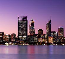 Perth at Dusk by Austin Dean