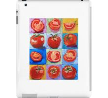 Tomato Glory iPad Case/Skin