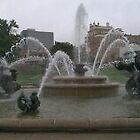 The Plaza Kansas City Missouri Water Fountain by aweddingtheme