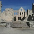 Castles Ha Ha Tonka State Park in Missouri by aweddingtheme