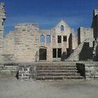 Castles Ha Ha Tonka State Park in Missouri by aweddingtheme