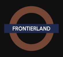 Frontierland Line One Piece - Short Sleeve