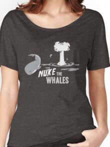 Nuke The Whales Women's Relaxed Fit T-Shirt