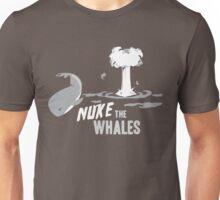 Nuke The Whales Unisex T-Shirt