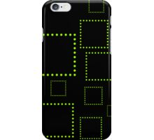 Yellow Squares iPhone Case/Skin