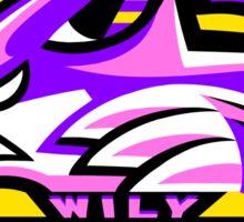 Wily Trebleboosters Sticker