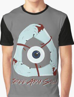 Three Arm Sally Graphic T-Shirt