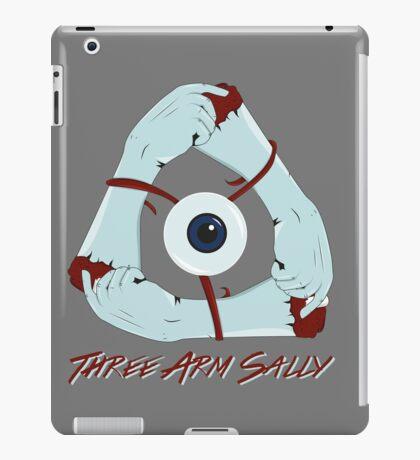 Three Arm Sally iPad Case/Skin