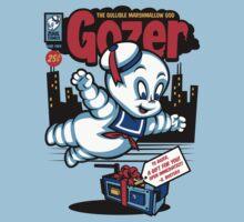 Gozer the Gullible God Kids Clothes