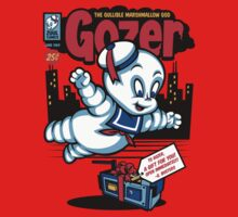 Gozer the Gullible God Kids Tee
